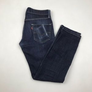 Levi's 512 High Waist wedgie fit Jeans